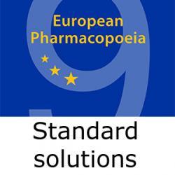 European Pharmacopoeia standard solutions