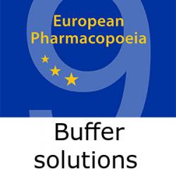 European Pharmacopoeia buffer solutions