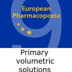 European Pharmacopoeia primary volumetric solutions