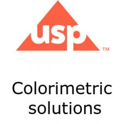 US Pharmacopoeia colorimetric solutions
