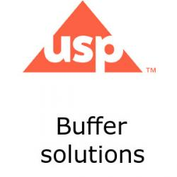 US Pharmacopoeia buffer solutions
