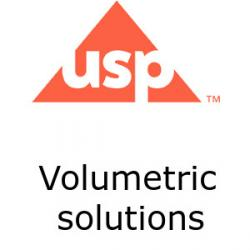 US Pharmacopoeia volumetric solutions