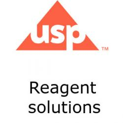 US Pharmacopoeia reagent solutions to USP specifications
