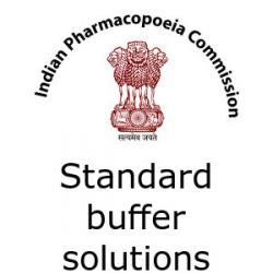 Indian Pharmacopoeia standard buffer solutions
