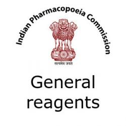 Indian Pharmacopoeia general reagents