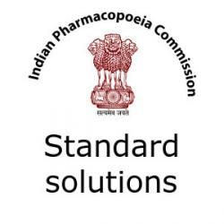 Indian Pharmacopoeia standard solutions