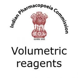 Indian Pharmacopoeia volumetric reagents and solutions