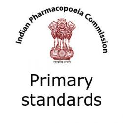 Indian Pharmacopoeia primary standards