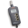 Thermohygrometer, handheld supplied complete with sintered cap for use in dusty environments