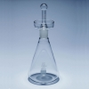Flask iodine 500mL 24/29 socket Quickfit®