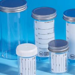 Jars, pots and sample containers