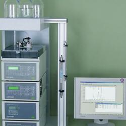 HPLC instruments, spares and accessories