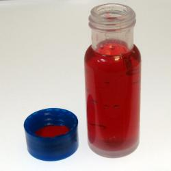 Chromatography vials, caps and accessories